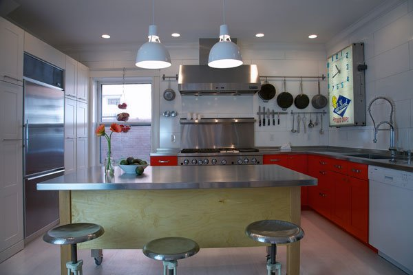 Kitchen—Less Than 300 Square Feet