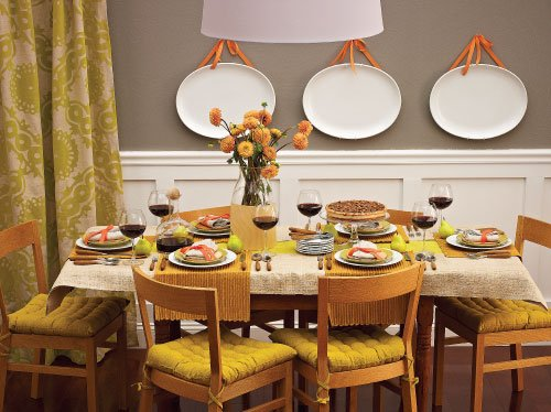 Holiday Decor For Thanksgiving, Hanukkah, Christmas, And
