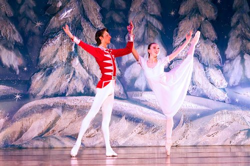 Moscow Ballet's Great Russian Nutcracker (December 5)