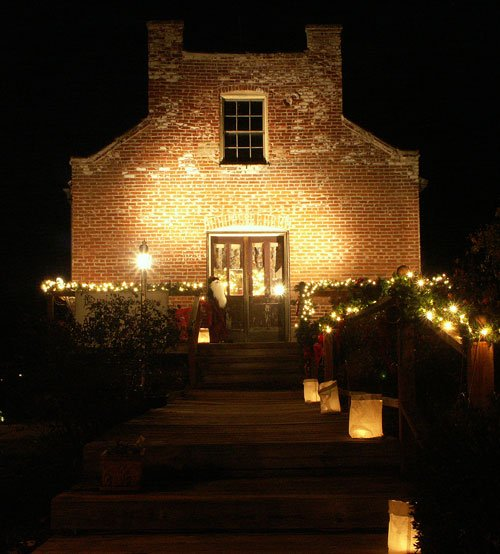 Candlelight Christmas Walk (December 7 & 14)