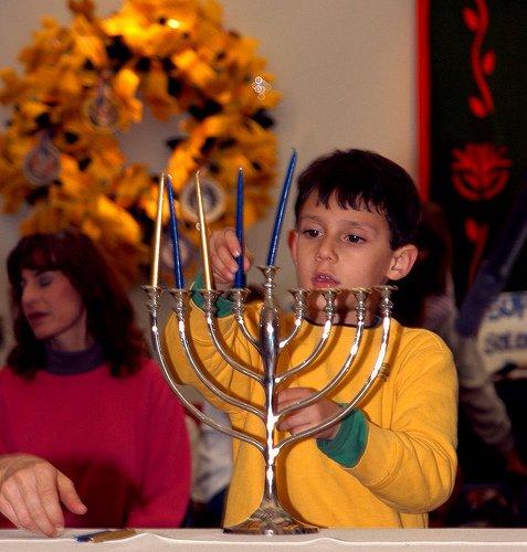Chanukah: Festival of Lights (December 9)