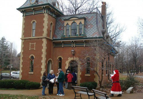Lafayette Square Holiday Parlor Tour (December 9)
