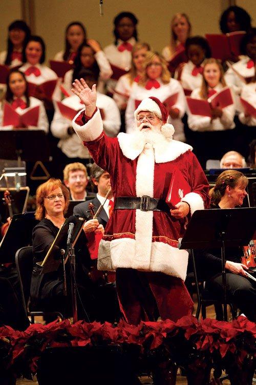 St. Louis Symphony Holiday Celebration (December 21, 22 & 23)