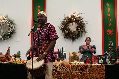 Kwanzaa: Festival of the First Fruits (December 28)