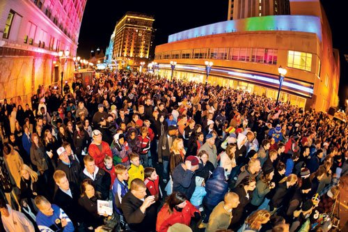 First Night—St. Louis (December 31)
