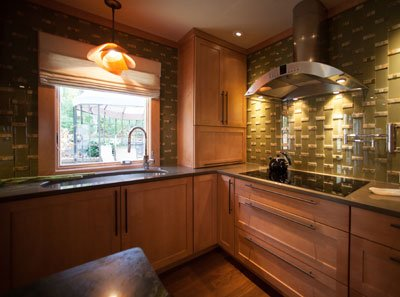 How to design a modern kitchen with earthy neutrals st for Earthy kitchen designs