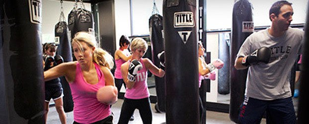 I Tried It TITLE Boxing Club And The Gym