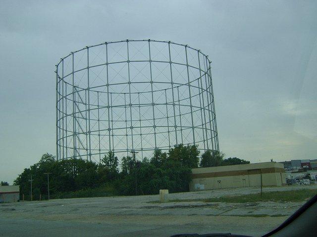 Laclede Gas Pumping Station, 3615 Chervolet