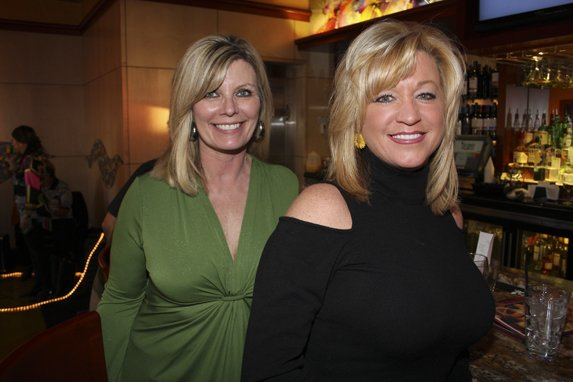 Christine Saffa & Rhonda Barklage