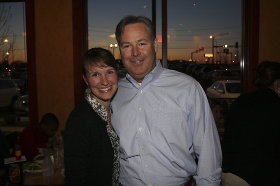 Kate & Tim Ryan