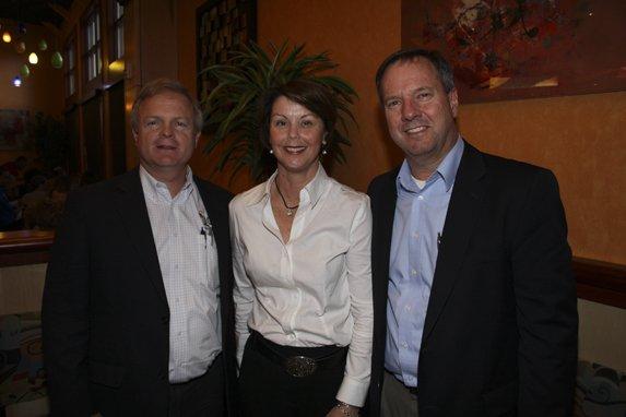 Steve Oldham, Colleen Waterman, & Joe Heeb