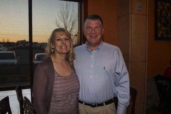 Marybeth Kohlfeld & Rob Dallas