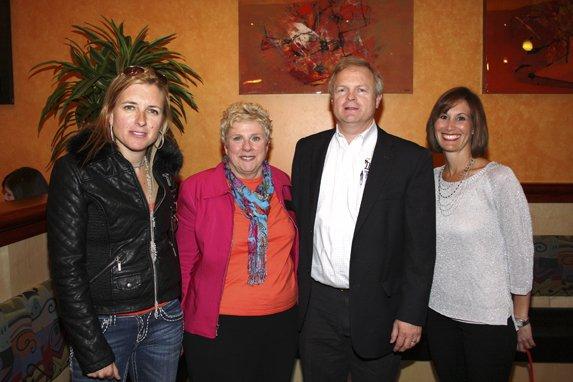 Karen Bland, Judy Ciapciak, Steve Oldham, & Karen Dubinsky