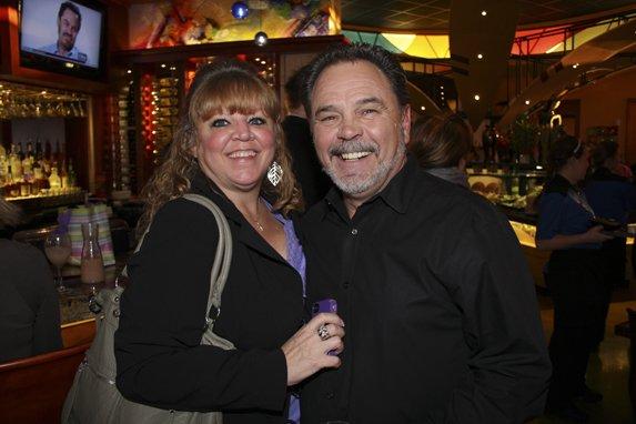 Maureen Matthews & Dan Chandler