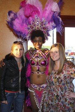 Karen Bland, Lauren Wilmore, & Nicole Nelson