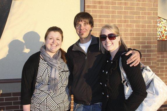 Linsey Early, Brian Collins, & Karli McKnight