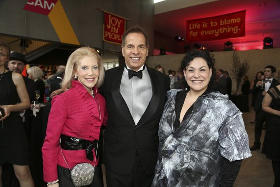 Joan Berkman, Barry Cervantes, & Lisa Melandri