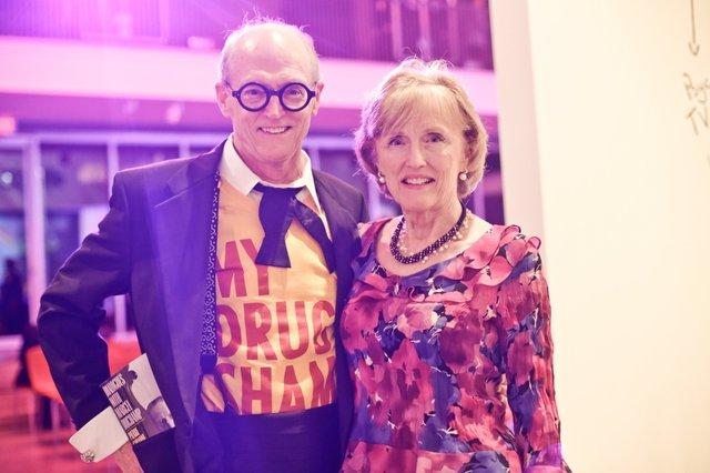 Dickson Beall & Joan Falk