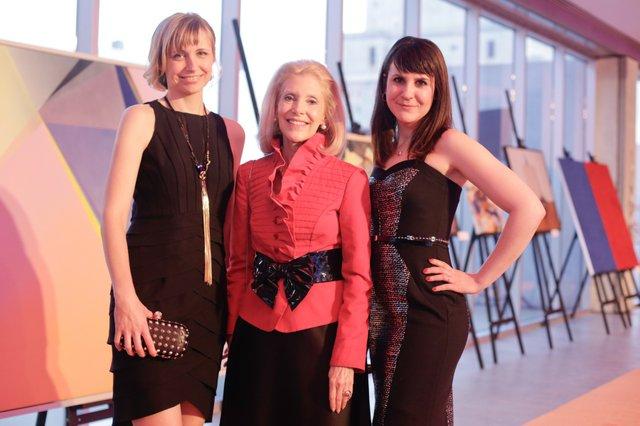 Unitey Kull, Joan Berkman, & Kelly Shindler