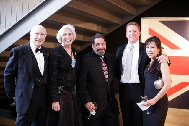 Lewis Bettman, Josephine Weils, Mont Levy, and Tom & Lisa Carnahan