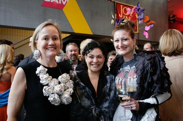 Eva Lundsager, Lisa Melandri, & Susan Barrett