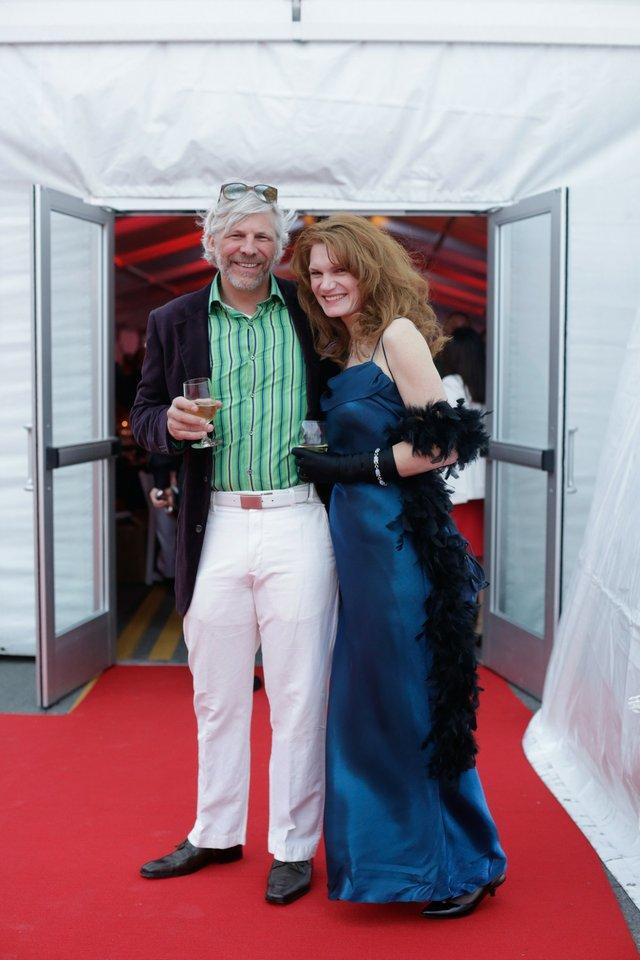 Kent Evans & Rachelle L'Ecuyer