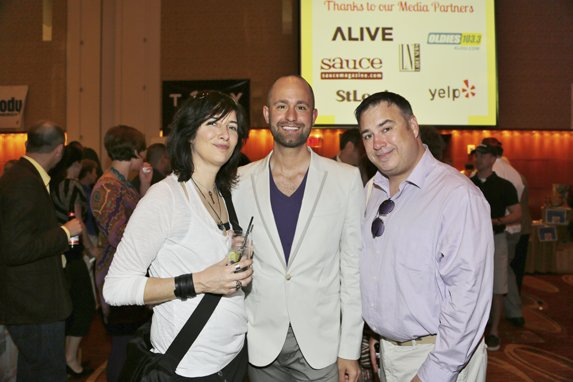 Allyson Mace, Shane Cohen, & Scott Lapp