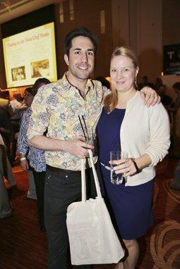 Brian Flowers & Amanda Cook