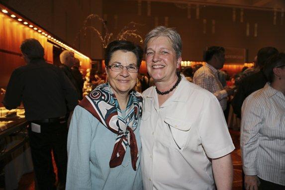 Deborah Holmes & Alison Gee