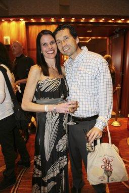 Lisa & Josh Struewing