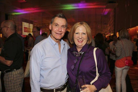 Jimmy Jamieson & Susan Block