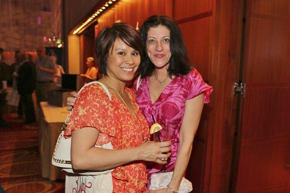 Mira Glasscock & Theresa Weitz