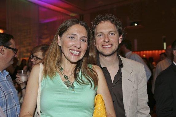 Sarah Kramer & Jassen Johnson