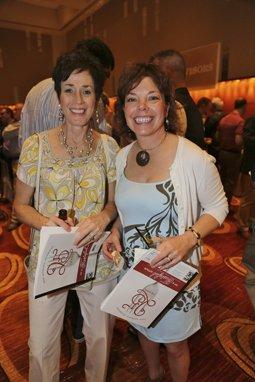 Lisa Burke & Candice Davis