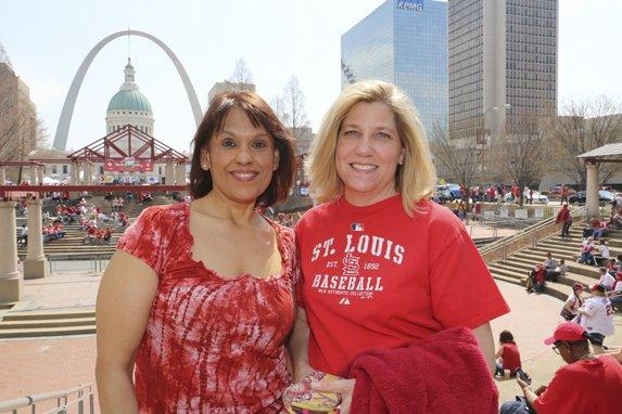 Terri Jackson & Shari Allen