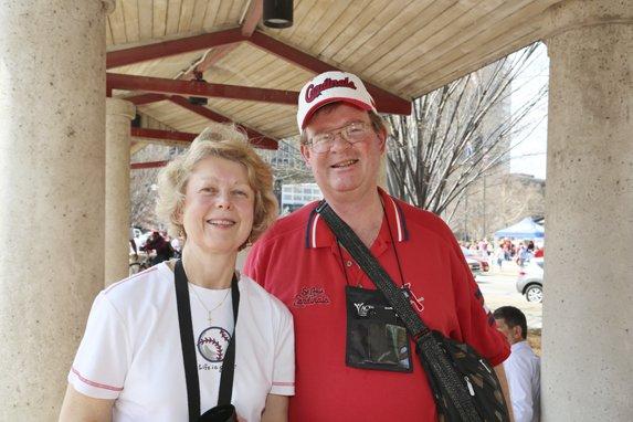 Susan & Dave Huffman