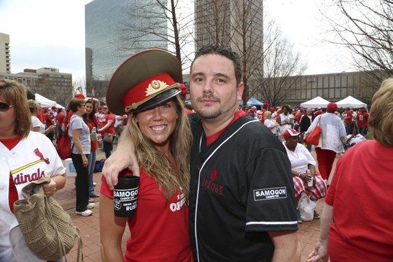 Miranda Raines & Clint Cox