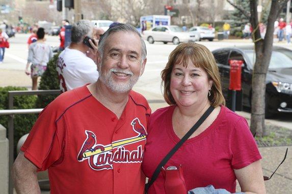 Steve Mentel & Sue Wasner