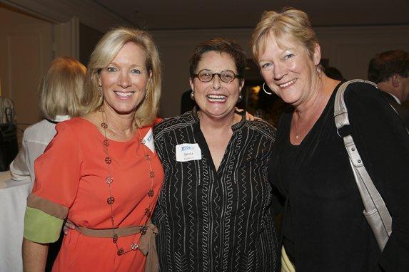 Laurie Theiss, Sanda Rosenblum, & Ann Frey