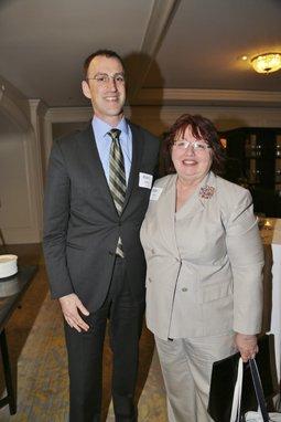 Jeffrey Brewer & Marie Davis