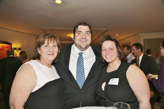 Debbie Tarlow & Aaron and Jessica Tarlow