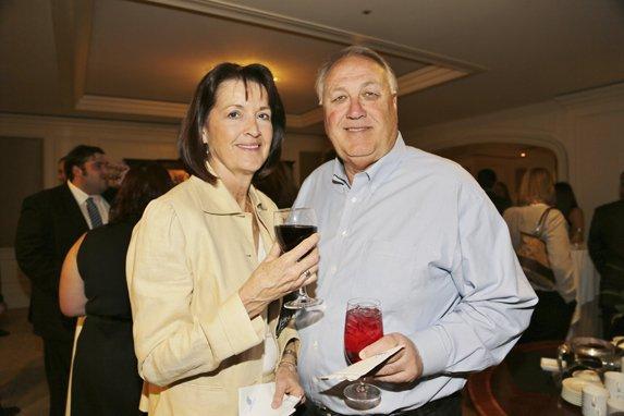 Kay & Tom Gleissner