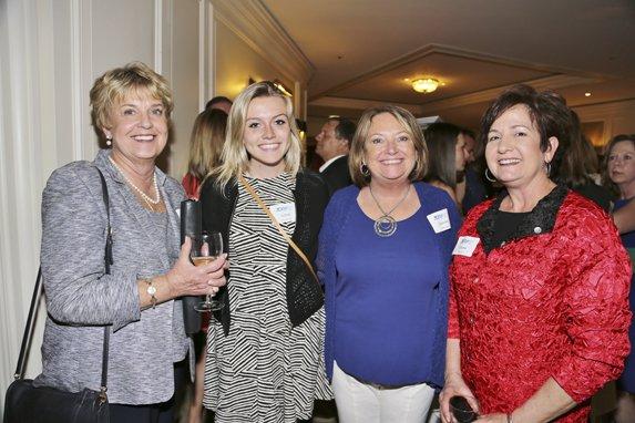 Gayla Burgognoni, Lizzie and Connie Kurowski, & Laura Roeder