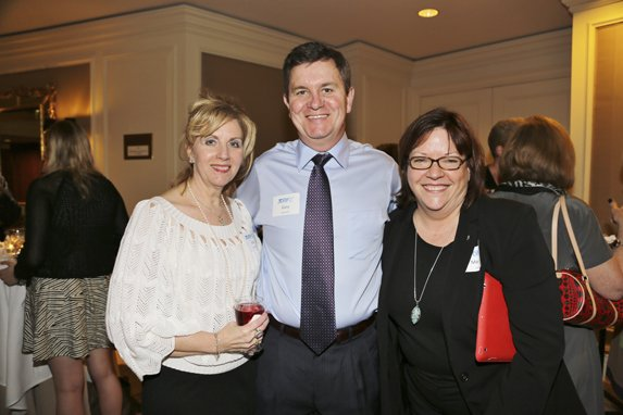 Kim and Gary Gosselin, & Mary Ann Jacobson
