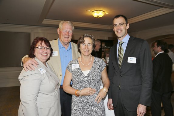 Marie Davis, Jackie Smith, Emily Rapp, & Jeffrey Brewer