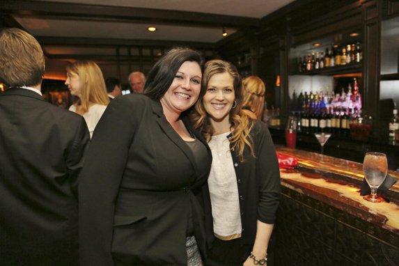Samantha Vogt & Julie Lally