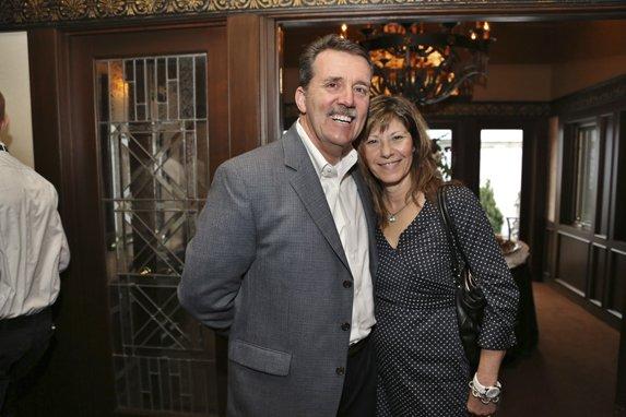 Michelle & Dennis Jenkerson, Fire Department Chief