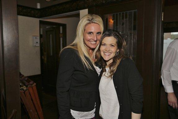 Karen Kelly & Julie Lally