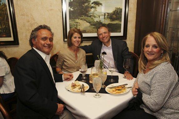 Michael Rallo, Carolyn and Chris McKee, & Karen Rallo