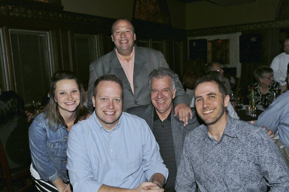 Jen Bunmow, Todd Wise, John Carney, David Craig, & Pete Manisealco
